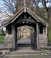Lych Gate, St Lawrence and St Paul's Church - geograph.org.uk - 358662.jpg