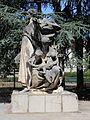 Lyon 3e - Parc Georges-Bazin - Monument de la République (Émile Peynot)-001.JPG