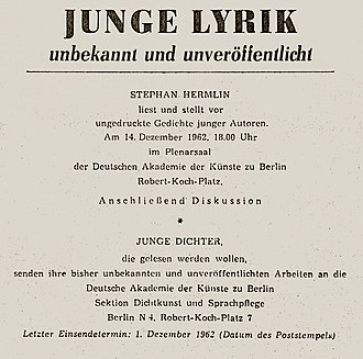 Lyrik gedichte wikipedia