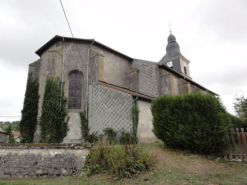Méligny-le-Grand (Meuse) église