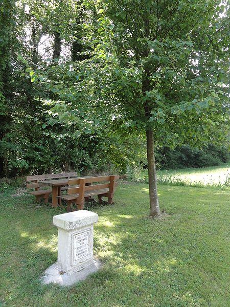 Ménil-aux-Bois (Meuse) arbre de la liberté