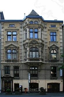 Bismarckstraße Mönchengladbach bismarckstraße 93 mönchengladbach