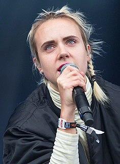 MØ Danish singer