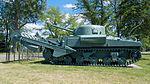 M4A4 flail tank Base Borden Military Museum 1.jpg