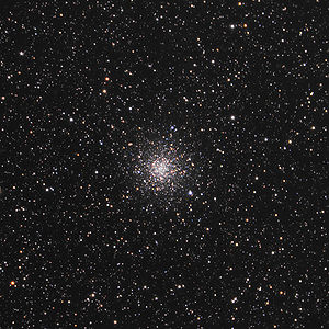 Messier 56 - Messier 56 with amateur telescope