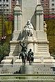MADRID VERDE JARDIN DE LA PLAZA DE ESPAÑA VISTAS - panoramio.jpg