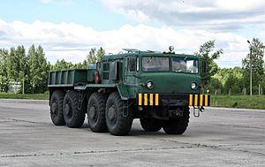 MAZ-537 at Migalovo Air Force base -01.jpg