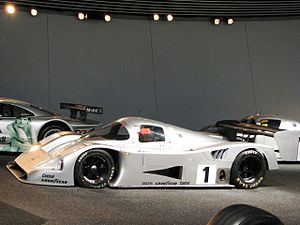 Silverstone Classic - Mercedes-Benz C11 features in Group C retro race