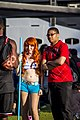 MCM London 2014 cosplay (14267090831).jpg