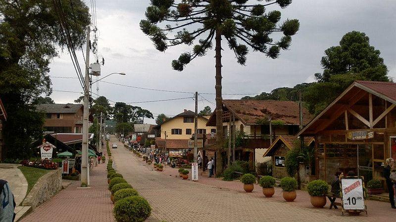 Ecoturismo no Brasil, em Minas Gerais