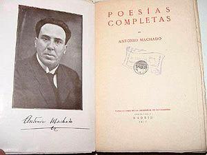 Poesías completas cover