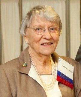 Madeleine M. Joullié American chemist