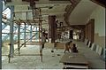 Main Auditorium Lobby Under Construction - Convention Centre Complex - Science City - Calcutta 1996-09-02 348.JPG