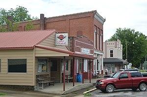 Elizabethtown, Illinois - Main Street