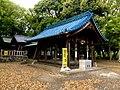 Main hall of Sanmei-jinja (Kasugai).jpg