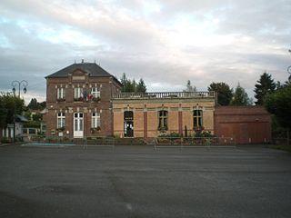 Sainte-Geneviève, Oise Commune in Hauts-de-France, France