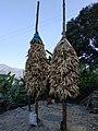 Maize storage in far western Nepal.jpg