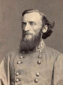 Major-General John S. Marmaduke, portrait carte de visite by Charles D. Fredricks