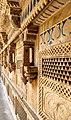 Man Mandir palace Gwalior fort.jpg
