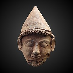 Man with pointed hat-AM 1171 bis