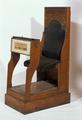 Manifattura italiana, Seggio parlamentare di Nicola Fabrizi, 1871.png