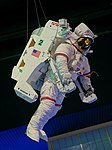 Manned Maneuvering Unit - Kennedy Space Center - Cape Canaveral, Florida - DSC02423.jpg