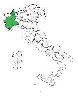 Map Region of Piemonte.svg