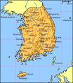 Map South Korea blank.png