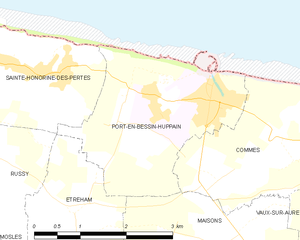 Map commune FR insee code 14515.png
