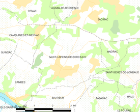 Map commune FR insee code 33381.png