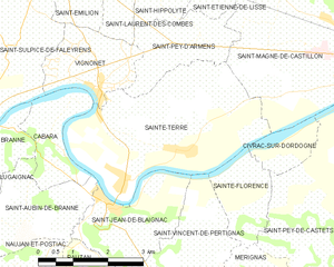Map commune FR insee code 33485.png