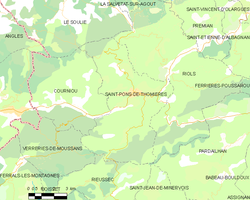 Map commune FR insee code 34284.png