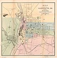 Map of Manchester, N.H. - compiled by Joseph B. Sawyer, C.E. LOC 2011592152.jpg