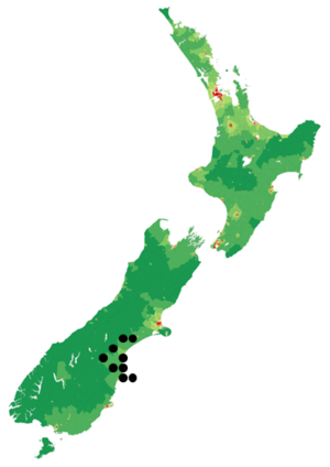 Port FM - This maps shows the distribution of Port FM frequencies.