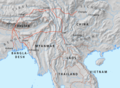 Map of the Tea-Horse road.png