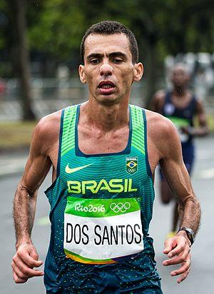 Marílson Gomes dos Santos - Image: Marílson dos Santos Rio 2016