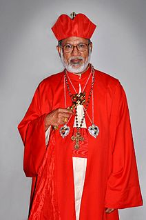 George Alencherry Catholic cardinal