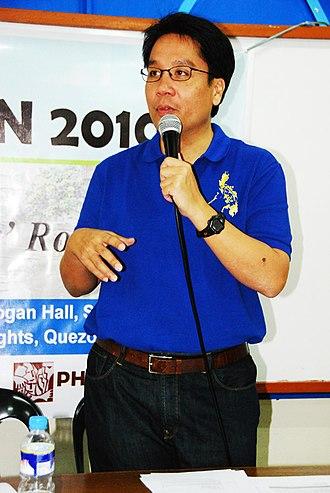 Koalisyon ng Daang Matuwid - Image: Mar Roxas (2009)
