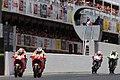 Marc Márquez, Dani Pedrosa, Andrea Dovizioso and Aleix Espargaró 2017 Catalunya.jpg