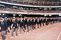 March past South Asian games Calcutta 1987, lndian Team.jpg
