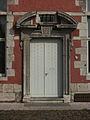 Marchienne-au-Pont - Château Bilquin-de Cartier - 11 - aile nord - porte.jpg