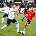 Marcus Pedersen (Vitesse Arnhem) - Norway national under-21 football team (04).jpg