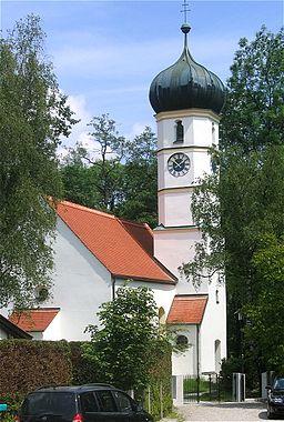 Margaretenkirche Krailling 1