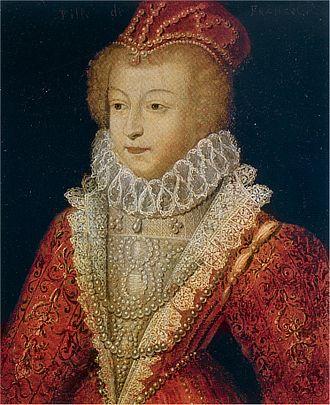 Duchess of Vendôme - Image: Margaretevon Valois