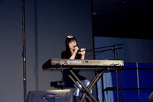 Mari Iijima - Mari Iijima live at Tekkoshocon 5, April 14, 2007
