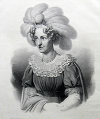 Description de l'image Maria Theresa of Austria. queen of Saxony.jpg.