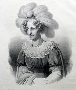 Maria Theresa of Austria (1767–1827) - Image: Maria Theresa of Austria. queen of Saxony