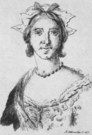 La Grange (actor) - Marie Ragueneau