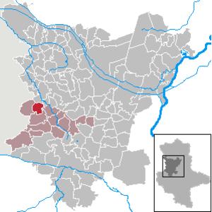Marienborn - Image: Marienborn in BK