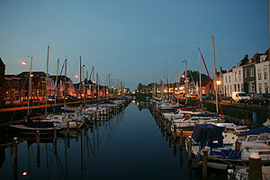 Brouwershaven - The harbour